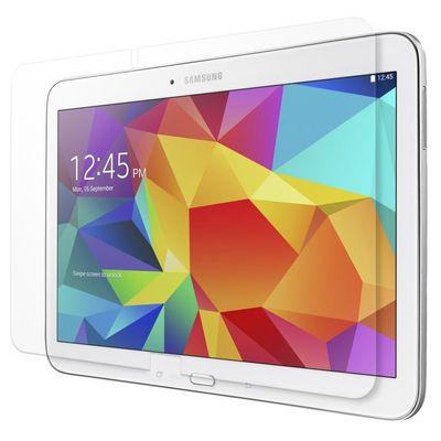 eFabrik 3 x Display Schutzfolie für Samsung Galaxy Tab 4 10.1 Folie kristallklar UV Schutz Anti-Beschlag transparent