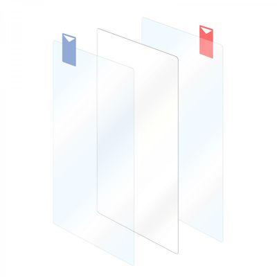 eFabrik Display Schutzfolie für HTC One M9 und HTC One M9 Prime Camera Edition Folie Anti Beschlag Smartphone Zubehör Kristallklar transparent