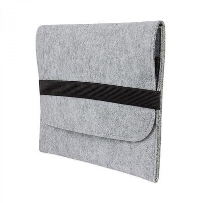 eFabrik Filz Tasche für Sony Xperia Z4 Tablet Hülle Sleeve Schutz hell grau
