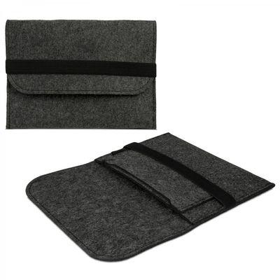 "eFabrik Hülle für Apple iPad mini 4 / 3 / 2 / 1 (7,9 "") Tasche Schutz Case Cover Sleeve dunkel grau"
