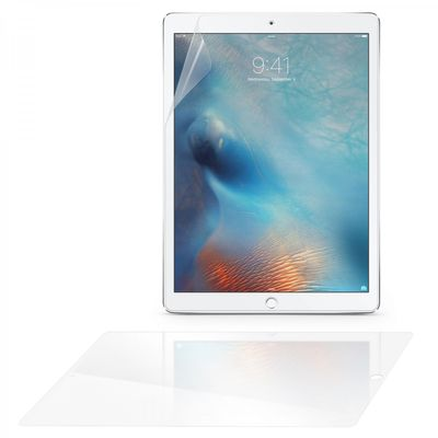 eFabrik Displayschutzfolie für Apple iPad Pro 12.9 Folie Display Schutz Displayfolie Tablet Schutzfolie 12,9 Zoll klar transparent