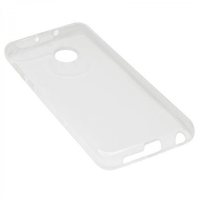 eFabrik Silikon Tasche für Huawei Honor 8 Bumper  | Honor 8 Premium Case Schutzhülle Handy Schutztasche Cover Hülle Ultra Slim weich Gel TPU transparent