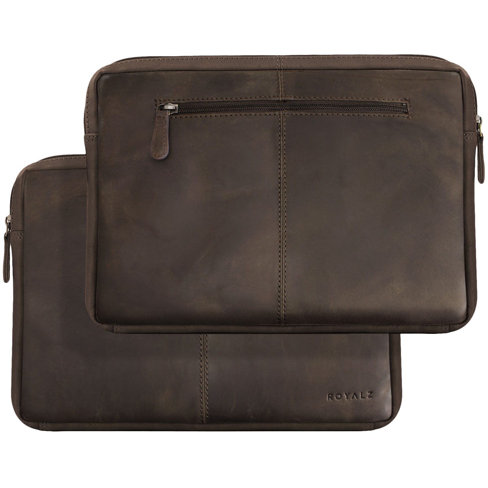 c6c5daf071dd5 ROYALZ Universal Ledertasche 10.8 - 12.3 Zoll Tasche für Tablet-PC 2in1  Convertible Ultrabook Lederhülle Schutztasche Schutzhülle ...