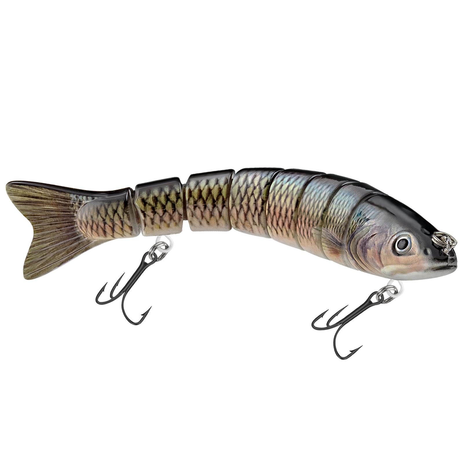 2X Fischköder Löffel Köder ideal für Bass Forelle Barsch Hecht drehen Angeln ZP