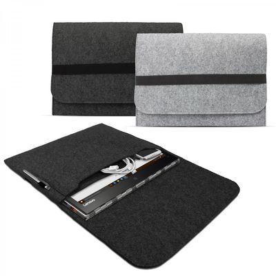 eFabrik Schutztasche für Lenovo Yoga 900, Yoga 900S, Yoga 910, Yoga 920 Tasche aus Filz Filztasche Case Sleeve Soft Cover Schutzhülle Sleeve